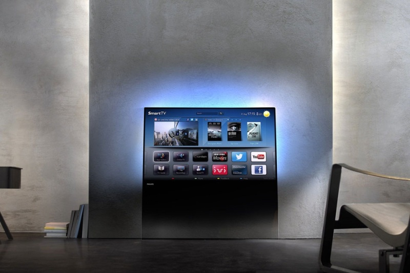 Philips-DesignLine-LED-3D-TV